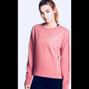 Victoria Secret Fleece Sweatshirt Large NWT